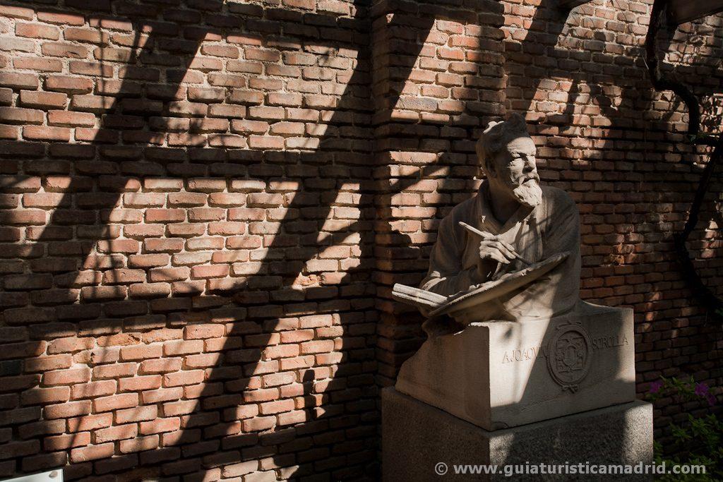 Estatua a Joaquin Sorolla