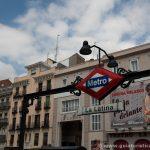 Teatro y metro La Latina