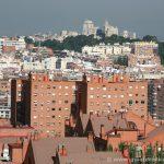 Centro de Madrid desde el Cerro del Tio Pio