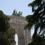 Arco de la Victoria, detalle