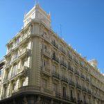 Edificio en la calle Arenal