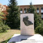 Estatua a Severo Ochoa