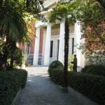 Jardines de la Real Academia Española