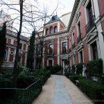 Jardín del museo Cerralbo