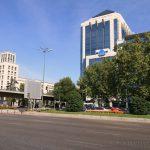 Edificio Mutua Madrileña y Nuevos Ministerios