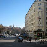 Hotel Palace y los Jerónimos
