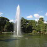 Lago del Palacio de Cristal