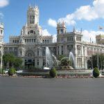 Plaza de Cibeles y Ayuntamiento de Madrid