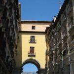 Arco de entrada a la Plaza Mayor