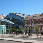 Exterior de Centro Comercial Principe Pio