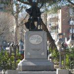 Monumento a Goya en San Antonio de la Florida