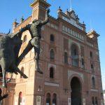 Puerta Grande y monumento a El Yiyo