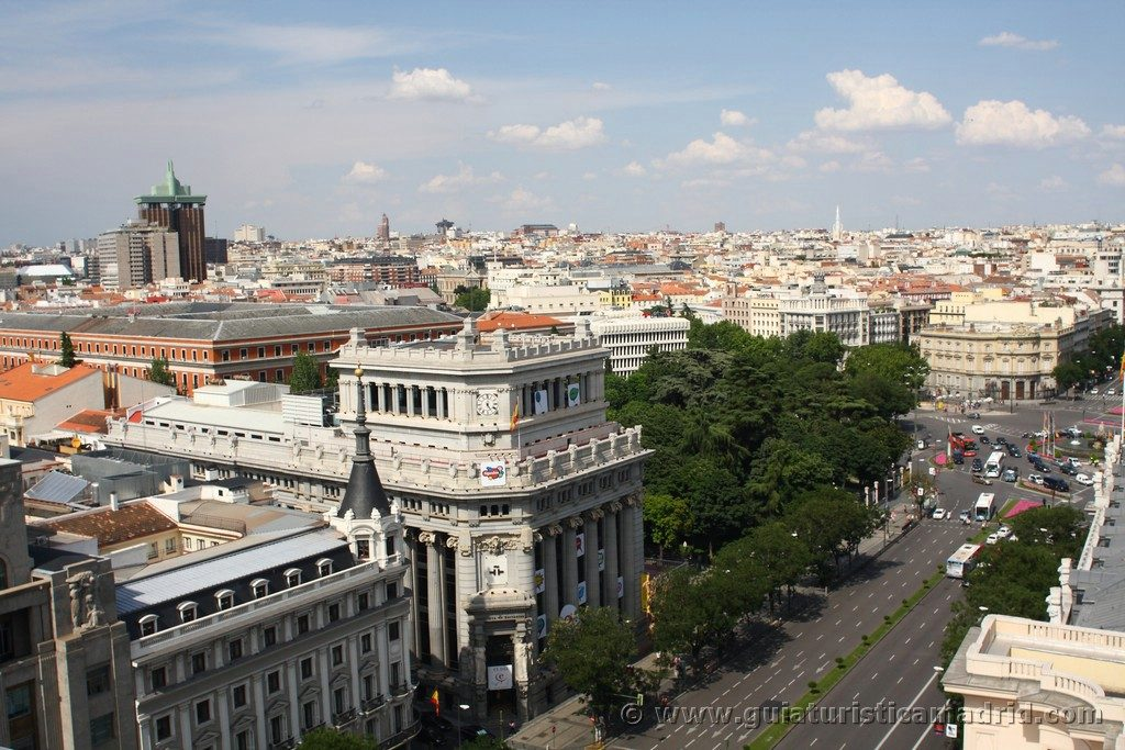 Instituto Cervantes y Palacio de Linares