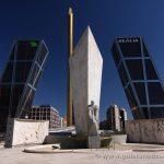 Monumento a Calvo Sotelo y Obelisco de Calatrava