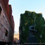 Caixa Forum y el pensador de Rodin