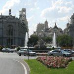 Plaza de Cibeles, Gran Vía y Alcalá