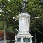Monumento a Claudio Moyano