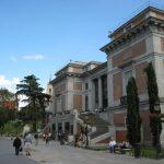Museo del Prado, entrada Goya