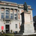 Entrada de Murillo al Museo del Prado