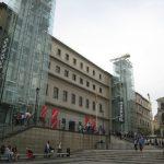 Entrada al Museo de Arte Reina Sofía
