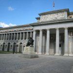 Museo del Prado, entrada Velazquez