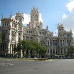 Palacio de Comunicaciones, nuevo ayuntamiento de Madrid