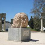 Monumento a Goya en el parque de San Isidro