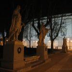 Estatuas en la Plaza de Oriente