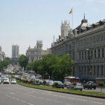Puerta de Alcalá y Cibeles