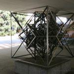 Estructuración hiperpoliédrica del espacio, de Rafaél Leoz