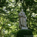 Paseo de las estatuas