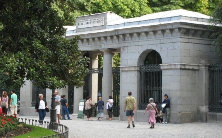 Parque del retiro el parque m s famoso de madrid for Precio entrada jardin botanico madrid