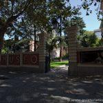 Entrada al museo Lázaro Galdiano