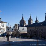 Plaza del Ayuntamiento de San Lorenzo de El Escorial