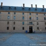 Entrada al Monasterio y Sitio de San Lorenzo de El Escorial