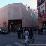 Entrada al Mercado de San Antón
