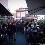 Terraza exterior del Mercado de San Antón