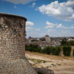 Chinchón desde el Castillo de los Condes