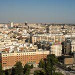 El parque del Buen Retiro desde Faro de Moncloa