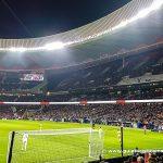 Gol del Atlético de Madrid en el Wanda Metropolitano