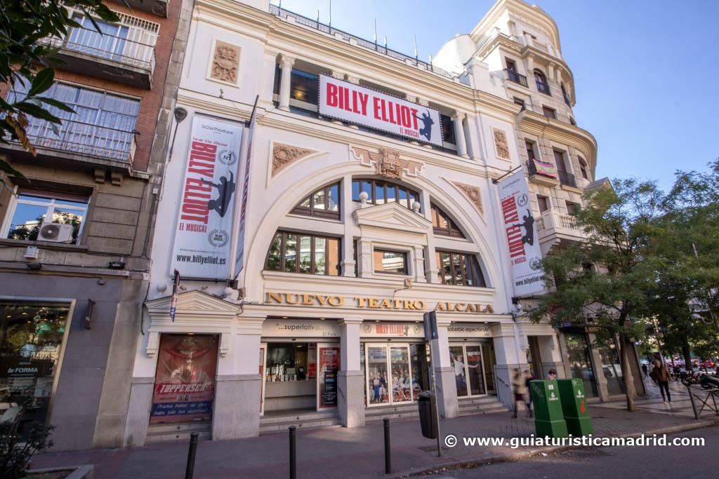 El Nuevo Teatro Alcalá